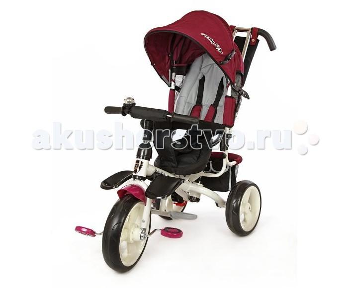 Велосипед трехколесный Moby Kids Comfort-maxi 10/12