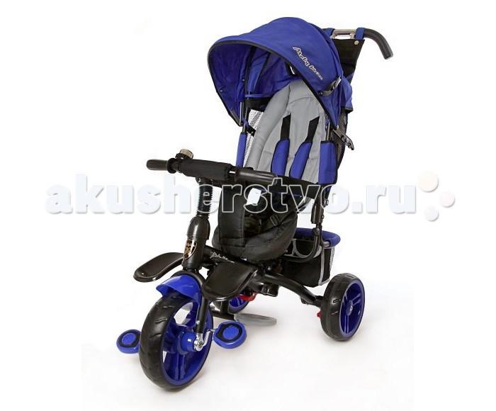 Велосипед трехколесный Moby Kids Comfort-maxi