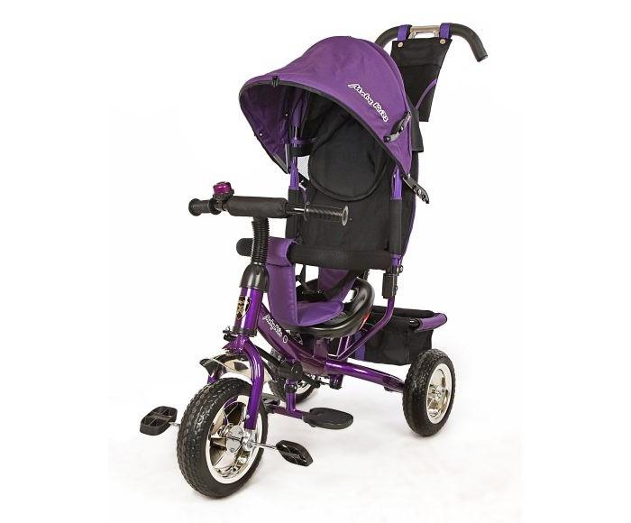 Велосипед трехколесный Moby Kids Comfort