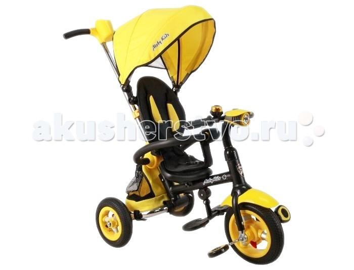 Велосипед трехколесный Moby Kids Junior-2