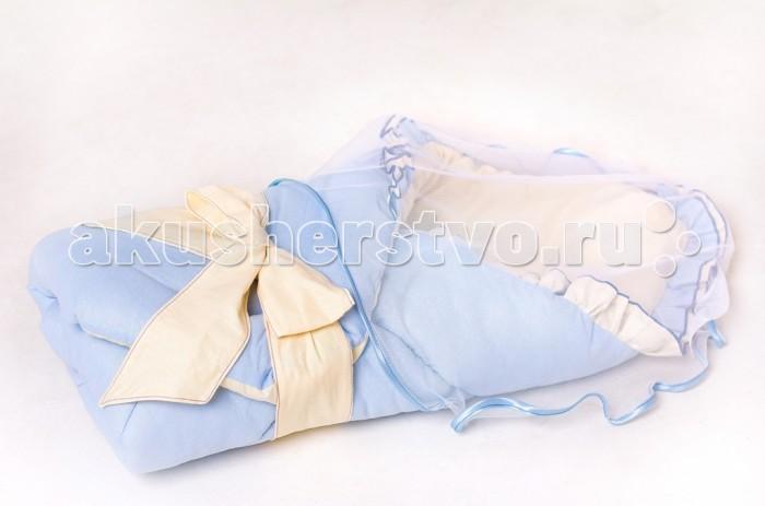 Мой Ангелочек Конверт-одеяло