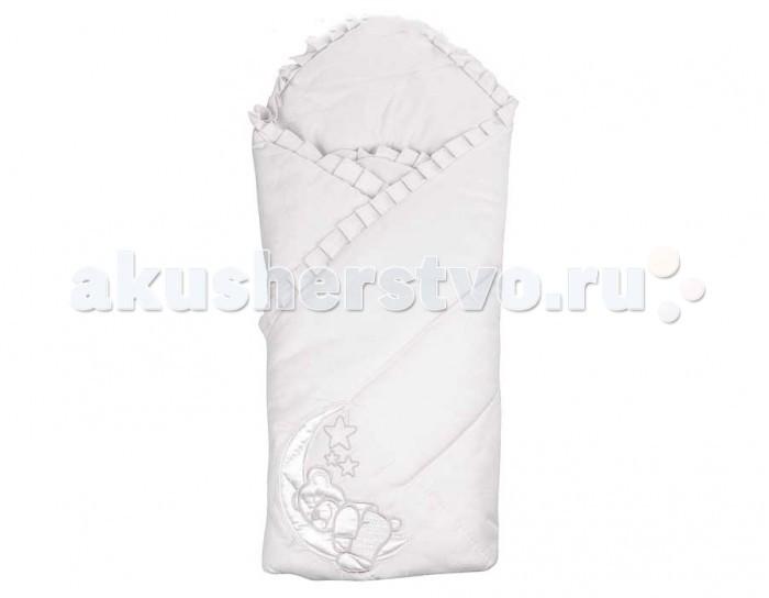 Мой Ангелок Конверт-одеяло на выписку М-2023