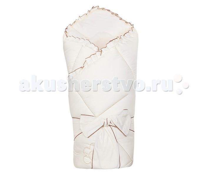 Мой Ангелок Конверт-одеяло на выписку Ромашки