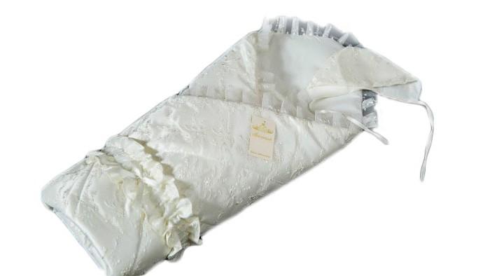 Мой Ангелок Конверт-одеяло на выписку Золотце