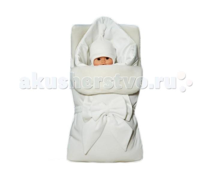 Комплект на выписку Мой Ангелок Н-1984 (7 предметов)Н-1984 (7 предметов)Комплект для выписки малыша Мой ангелок Н-1984 очень праздный и красивый, придаст событию особой торжественности. В набор входят только практичные и полезные элементы.  Конверт-одеяло выполнено из сатина. В разложенном виде его можно использовать как классическое одеяло Конверт прогулочный-трансформер велюровый согреет вашего кроху в прохладную погоду и прослужит долгое время, трансформируется в плед Также в набор входит бант на резинке для фиксации А еще есть кофточка, штанишки и 2 шапочки В качестве теплого мягкого наполнителя для одеяла используется файберпласт  Комплектация: конверт-одеяло (90х90 см), конверт-трансформер, бант, кофточка, штанишки и 2 шапочки Состав: сатин (100% хлопок), велюр пенье (высокое качество), интерлок 100% хлопок  Наполнитель файберпласт (гиппоалергенно) Допускается машинная стирка при 30-40 °С<br>