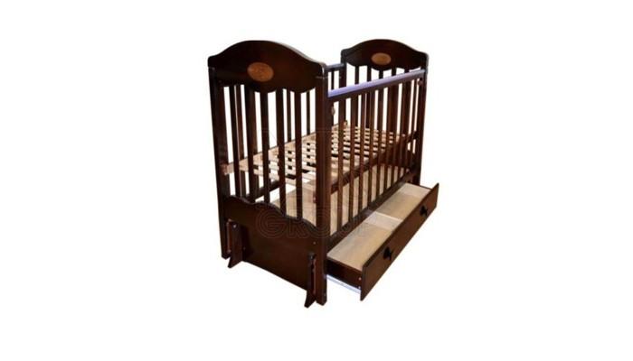 Детская кроватка Ивашка Мой малыш 11 (маятник универсальный)