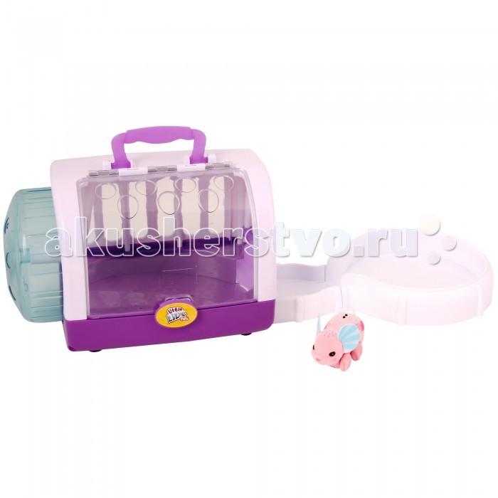 Интерактивная игрушка Little live Pets Мышка в домике