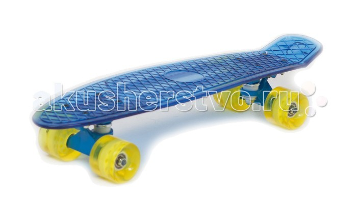 "Moove&Fun Скейт пластиковый 22х6"" от Акушерство"