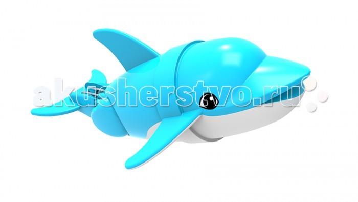 Интерактивная игрушка Море чудес Рыбка-акробат 12 смРыбка-акробат 12 смРыбка-акробат Море Чудес плавает и ныряет.   Траектория движения игрушки зависит от наклона хвоста.   Игрушка работает от двух батареек типа ААА (LR03).<br>