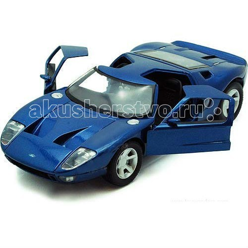 MotorMax ���������� 1:24 Ford GT Concept