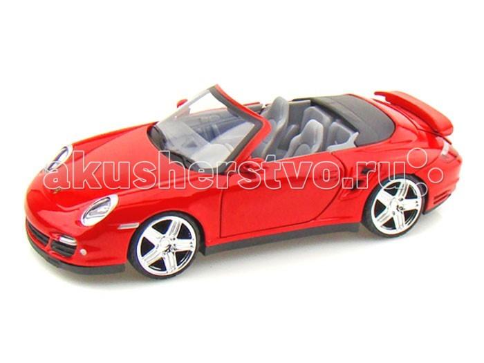 MotorMax ������� ������������� 1:24 Porsche 911 Turbo Cabriolet