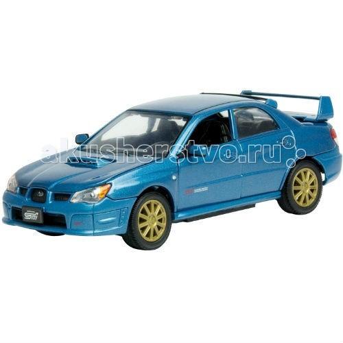 MotorMax ������� ������������� 1:24 Subaru Impreza WRX STI