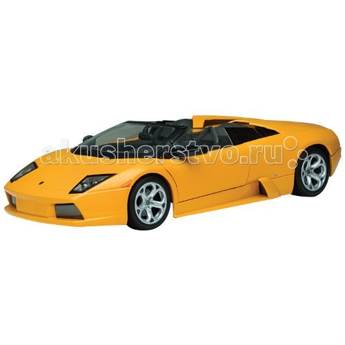 MotorMax Машинка коллекционная Lamborghini Murcielago Roadster 1:18