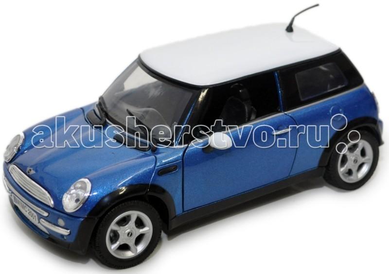 MotorMax ������� ������������� Mini Cooper � �������� 1:18