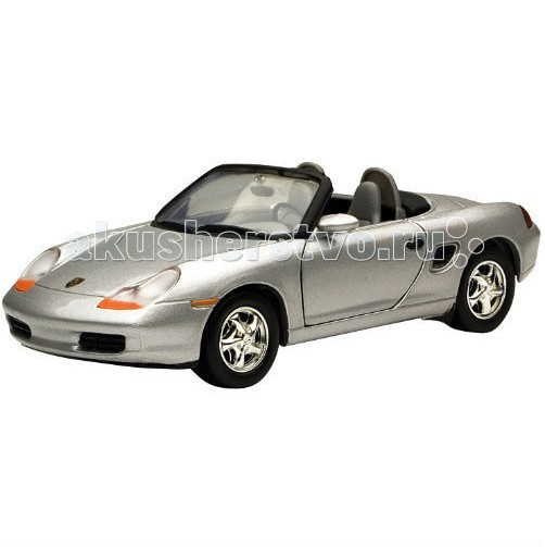 MotorMax ������� ������������� Porsche Boxster 1:24