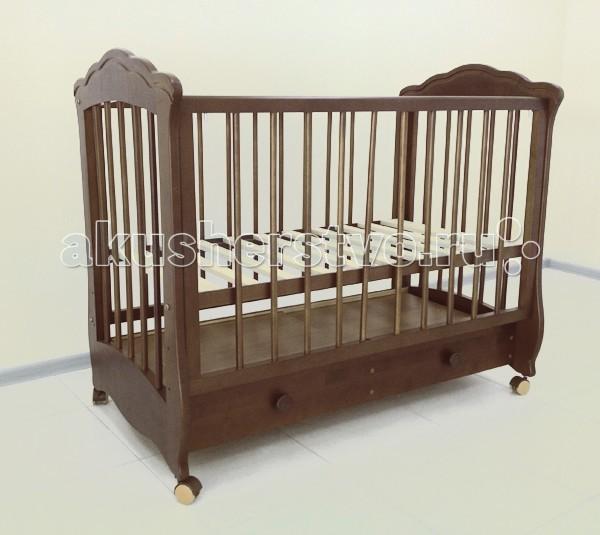 Детская кроватка Можгинский лесокомбинат Каролина