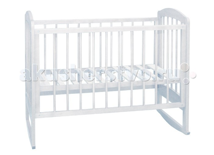 Детская кроватка Можгинский лесокомбинат Катя (качалка)