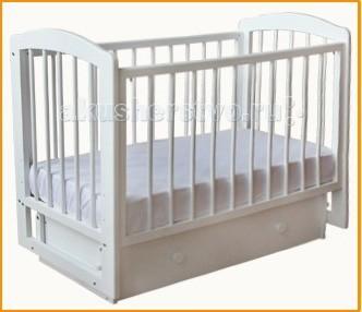 Детская кроватка Можгинский лесокомбинат Ксюша (поперечный маятник)