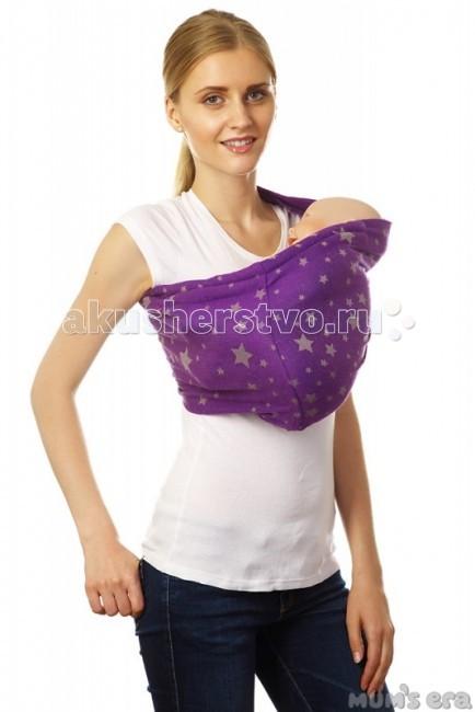 Слинг Mums Era карман Звездное небокарман Звездное небоСлинг Mums Era карман Звездное небо - одна из самых быстрых и мобильных переносок. Отлично подходит для недлительного ношения.  Слинг-карман удобен для ношения на бедре подросших детей, надевается на одно плечо (плечи нужно чередовать). Данная модель имеет специальный бортик с уплотнителем. Слинг имеет фиксированный размер, который подбирается исходя из размера родителя.  Размер слинг-кармана - L - подойдет для родителя с размером от 50го до 52го. Размер слинг-кармана - M - подойдет для родителя с размером от 44го до 48го. Размер слинг-кармана - S - подойдет для родителя с размером от 44го до 46го.<br>