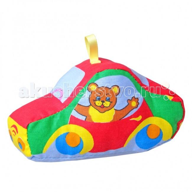 Подвесная игрушка Мякиши Машинка