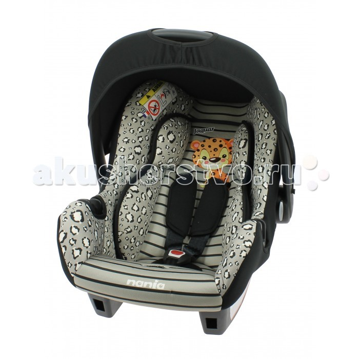 Автокресло Nania Beone SP Plus AnimalsBeone SP Plus AnimalsСовременное автокресло Nania Beone SP Animals имеет глубокую удобную форму и надежно защитит Вашего малыша.   Особенности: - 3 в 1 - детское кресло, люлька и качели,  - ремни безопасности 3х-точечные ,  - сиденье оборудовано глубокой, мягкой боковой защитой, устойчивой к боковым ударам - легкий съем чехлов для мытья  - шарнирный манипулятор в нескольких положениях,  - подвижный тент,  - имеет сертификат соответствия ECE 44/04 - съемный чехол можно стирать в стиральной машине, при температуре 30° градусов - вес авто сидений: 3,4 кг.   Проверено и одобрено в соответствии с требованиями ECE R44/04. Тканевая обивка и подушки можно снимать и стирать при щадящем режиме.  Технические характеристики:  Внешние размеры (Д х Ш х В): 70 х 47 х 40 см Внутренние размеры (Д х Ш): 32 х 30 см Высота спинки: 46 см Вес: 3.2 кг  Ткань: 100% полиэстер.<br>