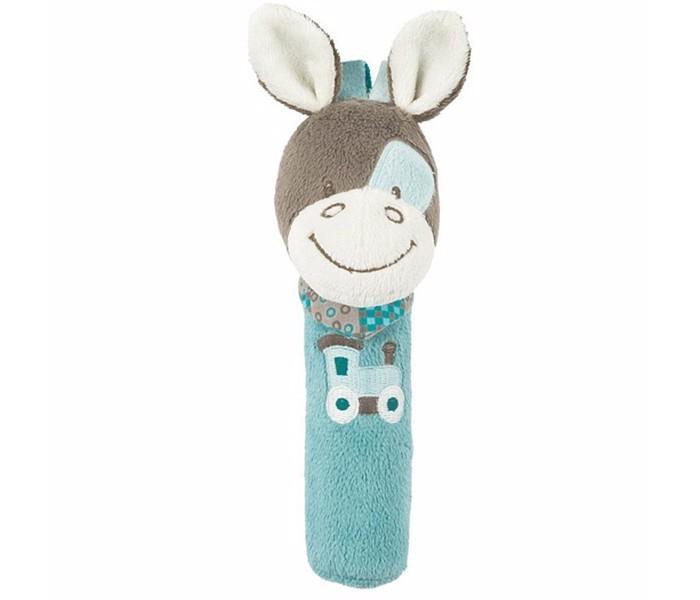 Погремушка Nattou Cri-Cris Gaston &amp; CyrilCri-Cris Gaston &amp; CyrilМаленькие забавные мягкие игрушки для малышей в ассортименте: Лошадка или Собачка.   Внутри пищалка, срабатывает при сжимании игрушки. Способствуют развитию мелкой моторики, зрительных и слуховых рефлексов.  Размер игрушки: 20 см.<br>