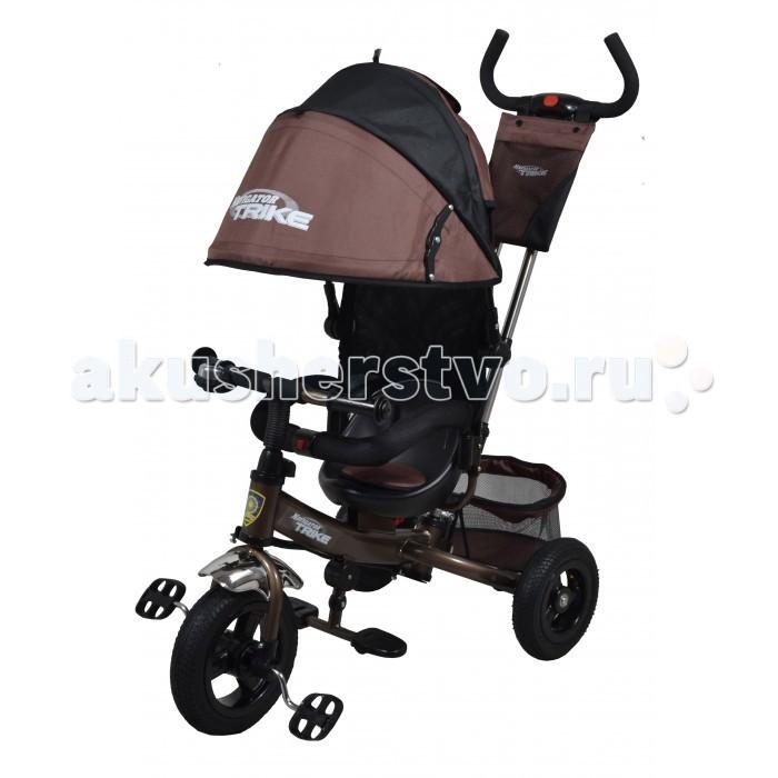 Велосипед трехколесный Navigator Lexus Т57635/Т57636Lexus Т57635/Т57636Велосипед трехколесный Navigator Lexus предназначен для того, чтобы ребенок увидел мир с другого ракурса и постепенно переходил с коляски на собственный транспорт. Популярная модель детского трехколесного велосипеда с ярким дизайном. Велосипед снабжен ручкой управления для родителей.  Особенности: Диаметр переднего/заднего колеса: 10/8 Широкие надувные колеса с пластиковыми дисками  Сиденье с регулируемой спинкой Конструкция руля прямой Тяга Безопасность и комфорт Ручка для родителей  Управление рулем Подставки для ног  Переднее крыло  Страховочный обод  Козырек от дождя Тканевая вставка на сиденье  Рюкзак на ручке  Задняя корзина (фиксированная) Тормоз на ручке Клаксон  Вес: 10 кг<br>