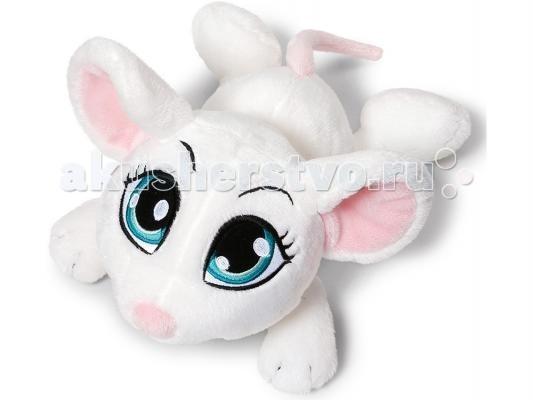 Мягкая игрушка Nici Мышка лежачая 15 смМышка лежачая 15 смМягкая игрушка Мышка представлена в традиционной для этого зверька цветовой гамме, но оттого она не потеряла своего очарования.  Игрушка входит в коллекцию «Влюбленные сердца» бренда Nici и каждая деталь мышонка говорит о непревзойденном качестве игрушек, производимых этой компанией.   У нее милый розовый хвостик, носик и голубенькие ушки.   Игрушка сделана из высококачественного плюша и гипоаллергенного синтепона и не содержит пластиковых элементов.   Глазки мышки вышиты с невероятной точностью и наделяют мягкую игрушку своим неповторимым характером.   Получить в подарок такого мышонка будет рад не только ребенок, но и взрослый.<br>
