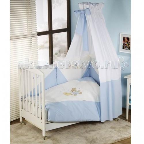 Комплект для кроватки Nino Baile (6B предметов)