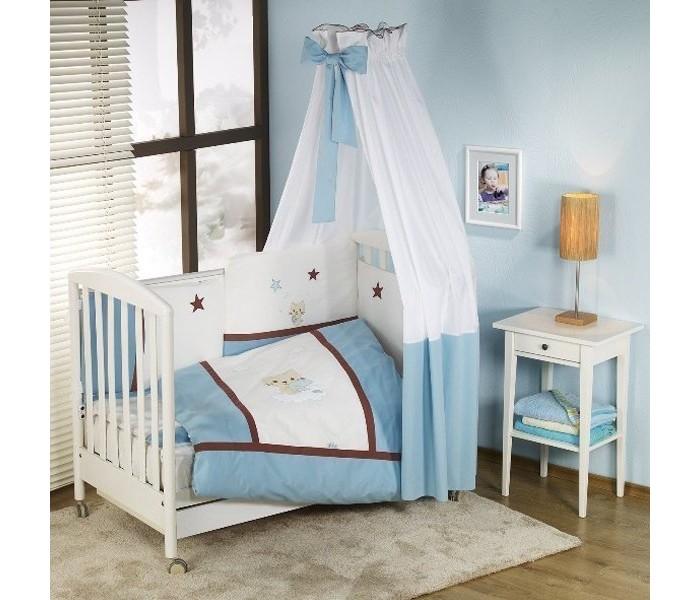 Комплект в кроватку Nino Gatito (6 предметов)