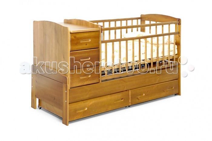 Кроватка-трансформер Noony Wood Chalet
