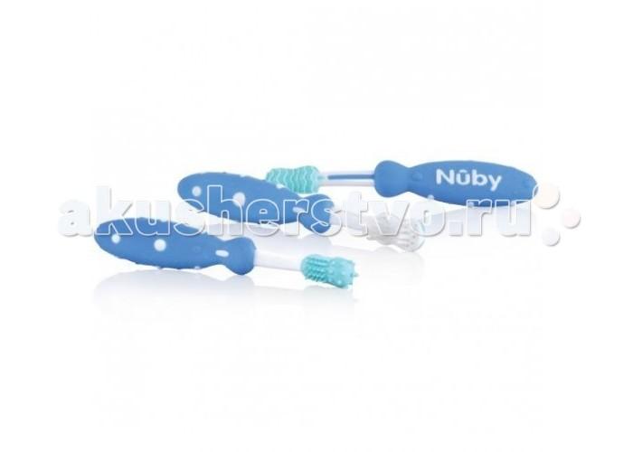 Nuby Набор зубных щеток 754