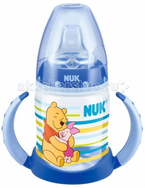 Поильник Nuk First Choice Disney пластик 150 мл с силиконовой насадкой