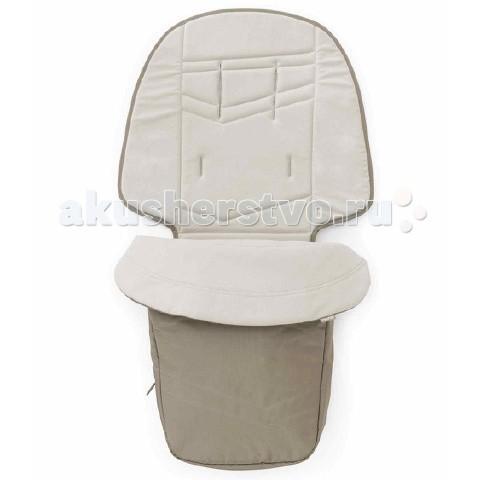 ������������ ������� Nuna Dual Footmuff Seat Liner ��� Ivvi