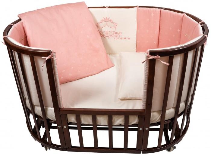Комплект в кроватку Nuovita  Prestigio в колыбель (6 предметов)