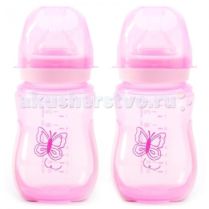 Бутылочка Nurtria для кормления 2 шт. 240 млдля кормления 2 шт. 240 млБутылочки для кормления премиум класса Nurtria.   Особенности:    Изготовлены из прочного пластика, BPA-Free (без бисфенола А).   Все бутылочки NURTRIA имеют широкое горлышко, предотвращающую протекание крышку и удобную для держания форму.   Бутылочки подходят для всех трёх видов сосок NURTRIA.   Также подходят для специальной соски VARI_Flow, которая позволяет малышу самостоятельно контролировать интенсивность поступления жидкости из бутылочки.   Уход:    Стерилизовать перед использованием посредством кипячения в течение 5 минут.   Можно мыть в посудомоечной машине или в теплой мыльной воде, хорошо прополаскивать.   Не мыть соску в посудомоечной машине.   Не хранить соску под прямыми лучами солнца или вблизи источников тепла.   Не допускать контакта с растворителями или сильнодействующими химическими средствами.     Не разогревайте в микроволновой печи.   Микроволновые печи разогревают жидкость быстро и неравномерно.   Всегда проверяйте температуру бутылочки и ее содержимого, она должна быть безопасной для кормления.   Не позволяйте малышу брать бутылочку в кровать или кормить себя самостоятельно долгое время.   Продолжительный контакт с молоком, смесью или сладкими напитками может вызвать кариес.   Во избежание повреждений не позволяйте ребенку бегать или ходить с бутылкой.   Регулярно осматривайте соску.   Замените соску при обнаружении повреждения или если она становится липкой.   Не пытайтесь увеличить отверстие соски булавкой или острым предметом, так как это может вызвать разрыв.<br>
