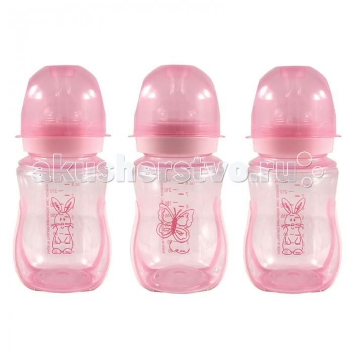 Бутылочка Nurtria для кормления Антиколик 3 шт. 240 млдля кормления Антиколик 3 шт. 240 млКомплект бутылочек для кормления антиколик три штуки от Nurtria.   Особенности:    Изготовлена из прочного пластика, BPA-Free (без бисфенола А).   Все бутылочки NURTRIA имеют широкое горлышко, предотвращающую протекание крышку и удобную для держания в руках форму.  Бутылочки подходят для всех трёх видов сосок Nurtria, а также для специальной соски VARI_Flow, которая позволяет малышу самому контролировать интенсивность поступления жидкости из бутылочки.   Уход:    Стерилизовать перед использованием посредством кипячения в течение 5 минут.   Можно мыть в посудомоечной машине или в теплой мыльной воде, хорошо прополаскивать.   Не мыть соску в посудомоечной машине.   Не хранить соску под прямыми лучами солнца или вблизи источников тепла.   Не допускать контакта с растворителями или сильнодействующими химическими средствами.     Не разогревайте в микроволновой печи.   Микроволновые печи разогревают жидкость быстро и неравномерно.   Всегда проверяйте температуру бутылочки и ее содержимого, она должна быть безопасной для кормления.   Не позволяйте малышу брать бутылочку в кровать или кормить себя самостоятельно долгое время.   Продолжительный контакт с молоком, смесью или сладкими напитками может вызвать кариес.   Во избежание повреждений не позволяйте ребенку бегать или ходить с бутылкой.   Регулярно осматривайте соску.   Замените соску при обнаружении повреждения или если она становится липкой.   Не пытайтесь увеличить отверстие соски булавкой или острым предметом, так как это может вызвать разрыв.<br>