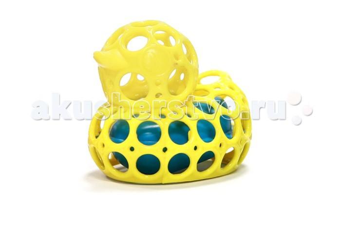 Oball Игрушка для ванны Уточка