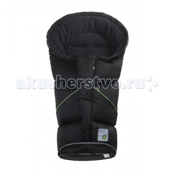 Зимний конверт Odenwalder Billi XLBilli XLСтеганный конверт Billi XL с водонепроницаемой внешней тканью, натуральной хлопковой подкладкой и наполнителем из гипоаллергенного полиэфирного волокна, обеспечит комфортную прогулку для вашего малыша в холодное и дождливое время года. Конверт может быть закреплен на всех прогулочных колясках спортивного типа и колсках-трости, предусмотрены прорези для 5-ти точечных ремней коляски.   Характеристики: для детей от года интеллектуальная система smartcel clima поглащает избыточное тепло тела, а при необходимости отдает его обратно. Эта система позволяет малышу находится в комфортных условиях - независимо от температуры на улице полностью расстегивается возможно использование в качестве пеленального столика или одеяла в коляске регулируемый с помощью шнура капюшон предусмотрены прорези для 5-ти точечных ремней безопасности светоотражающий элемент в нижней части конверта специальный антискользящий материал с обратной стороны конверта противоействует скольжению в коляске наполнитель - 100% гипоаллергенный, комфортный, мягкий, теплый материал - полиэфирное волокно наружняя часть - влаго и ветронепроницаемый материал - 100% полиамид, с двойной теплоизоляцией подкладка: 100% хлопок легко стирать при температуре 40С и сушить непроницаемая внешняя ткань, натуральная хлопковая подкладка  Размер 100х55 см.<br>