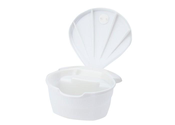 Ok Baby Контейнер для игрушек CorallКонтейнер для игрушек CorallКупание ребенка часто вытекает вцелое приключение. Втовремя как ваш ребенок получает удовольствие отплескания иигр сигрушками вводе, маме зачастую просто некуда сложить игрушки.  Поэтому OKBaby придумала контейнер для ванны Corall. Этот контейнер крепиться ккраю практически любой ванны истанет вашим хорошим помощником вовремя купания ребенка.  Corall предназначен для хранения используемых вовремя купания ребенка предметов: мыла, мочалки, бутылки сшампунем, игрушек ипр.  Акогда купание закончено, вам непридется собирать плавающие вводе вещи, так как все уже находится вконтейнере.  Просверленное основание контейнера позволяет воде стекать, что всвою очередь хорошо высушивает содержимое контейнера.  Онбезопасен иудобен.  Особенности: Крепится на краю ванны толщиной от 7 до 10 см. Размеры: 30,5х30,3х22 см. Материал: экологически безопасный пластик.<br>