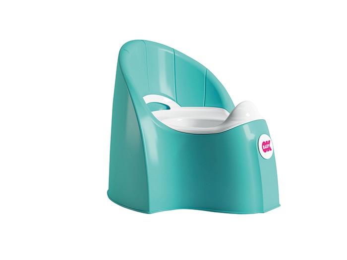 Горшок Ok Baby Pasha VasinoPasha VasinoГоршок Ok Baby Pasha Vasino с удобным анатомическим сиденьем и высокой спинкой обеспечивает максимальный комфорт для вашего малыша. Для легкой и быстрой очистки горшок поставляется со съемным емкостью.  Размер (дхшхв): 33,5 x 36,5 x 31 см<br>