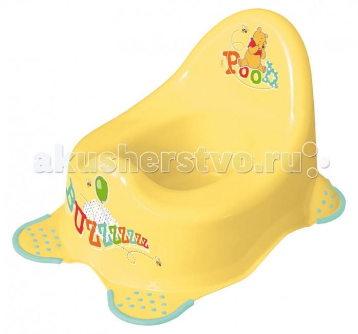 Горшок OKT Disney Винни Пух музыкальный