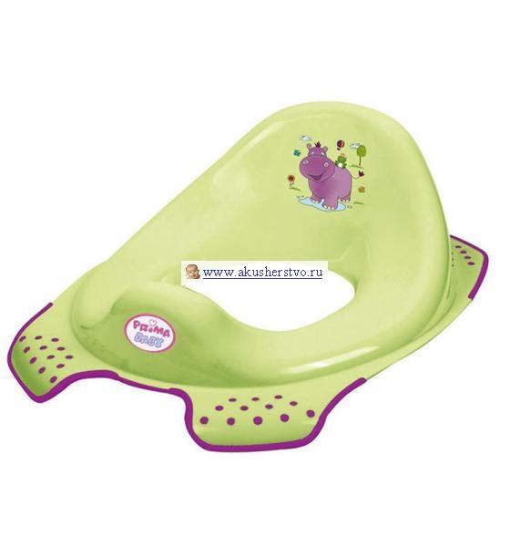 OKT Накладка на унитаз Hippo Бегемотик