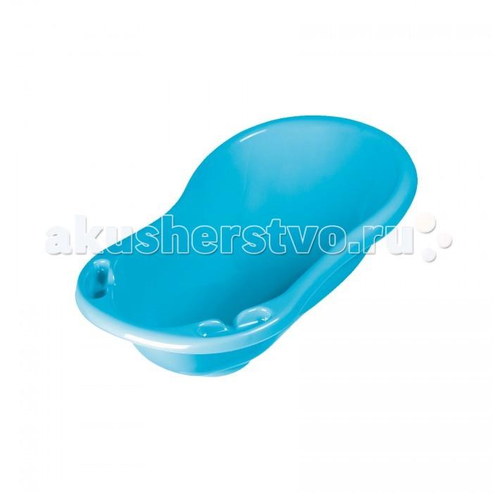 OKT ванночка 84 смванночка 84 смВанна ОКТ - предназначена для купания детей от 0 месяцев и старше. Ванночка удобная, легкая в использовании и хранении. Не имеет острых углов и граней, тем самым обеспечивает дополнительную безопасность и комфорт. Послужит незаменимым аксессуаром для вашего малыша.  Максимальный рост: 84 см Размер, см: 84 x 49 x 30<br>