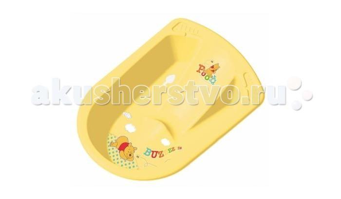 OKT ванночка Disney Винни Пух анатомическая