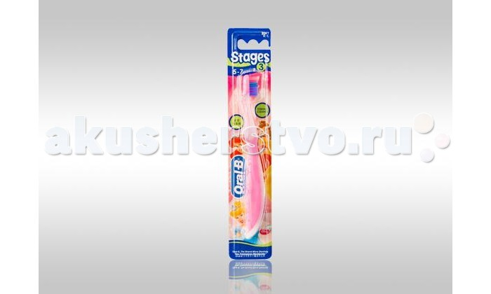 Oral-B ������ ����� ������� ������ Stages 3 �� 5 �� 7 ���
