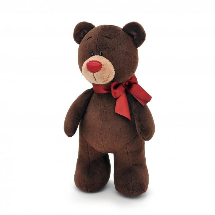Мягкая игрушка Orange Choco Медвежонок-мальчик стоячийChoco Медвежонок-мальчик стоячийМягкая игрушка Milk Медвежонок-мальчик стоячий привлечет внимание любого малыша.   Забавная мягкая игрушка - прекрасный подарок к любому празднику!  Мягкая игрушка наполнит мир вашего малыша приятными ощущениями и положительными эмоциями. Способствует развитию воображения и тактильной чувствительности у детей.  Качество подтверждено сертификатами соответствия.  Изготовлено из гипоаллергенных материалов.  Состав:  Мех искусственный, трикотажный.  Полое полиэфирное волокно.  Полиэтиленовые гранулы.  Фурнитура из пластмассы.<br>
