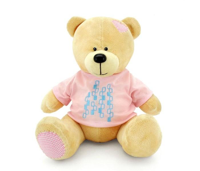 Мягкая игрушка Orange Exclusive Медведь Топтыжкин желтыйExclusive Медведь Топтыжкин желтыйМягкая игрушка Orange Exclusive Медведь Топтыжкин желтый привлечет внимание любого малыша.   Забавная мягкая игрушка - прекрасный выбор к любому празднику!  Мягкая игрушка наполнит мир вашего малыша приятными ощущениями и положительными эмоциями. Способствует развитию воображения и тактильной чувствительности у детей.  Качество подтверждено сертификатами соответствия.  Изготовлено из гипоаллергенных материалов.  Состав:  Мех искусственный, трикотажный.  Полое полиэфирное волокно.  Полиэтиленовые гранулы.  Фурнитура из пластмассы.<br>