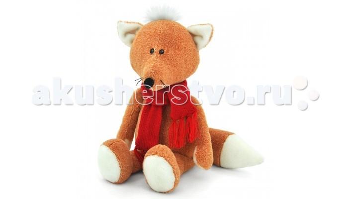 Мягкая игрушка Orange Лисёнок Рыжик в ШарфикеЛисёнок Рыжик в ШарфикеOrange Лисёнок Рыжик в Шарфике  Методы воспитания и образования будут меняться бесконечно, но во все времена постоянным остается одно &#8213; это радость ребёнка от подаренной ему игрушки. Как известно, счастливая улыбка малыша &#8213; самая большая награда для родителей. Сделанный специально для детишек, Мягкая игрушка Лисёнок Рыжик в шарфике станет отличным другом вашему малышу.<br>