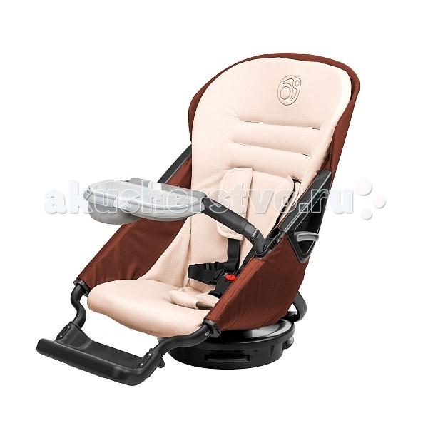 Прогулочный блок Orbit Baby Stroller Seat G3Stroller Seat G3Прогулочное сидение Orbit Baby G3 Stroller Seat. Особенности: 3DRotation™: вращайте и наклоняйте прогулочное сидение одним движением руки; Прогулочное сидение может вращаться на 360 градусов на шасси коляски и качалке Orbit Baby Rocker Base (приобретается отдельно); Солнцезащитный козырек с системой Paparazzi Shield™: защита от ультрафиолетовых лучей и нежелательных взглядов (приобретается отдельно); В комплект входит съемный бампер, а также удобный закрывающийся контейнер для хранения питания для малыша; В изделии применена передовая система вентиляции, в которой используется дышащая, но при этом водонепроницаемая вставка для сидения c каналами для притока воздуха; Подставка для ног выдвигается одним движением; Продукт может использоваться с конвертом-спальником Orbit Green Edition Footmuff и всепогодным комплектом Orbit Weather Pack (размеры Large); Сидение удобно упаковывается в сумку для путешествий Orbit Travel Bag вместе с шасси Orbit Stroller Frame. Комплект поставки включает: сидение, съемный бампер, выдвижную подножку, а также удобный закрывающийся контейнер для хранения питания для малыша; Продукт рассчитан на малыша от рождения и до достижения веса 22,5 кг (возраст может различаться в зависимости от индивидуальных особенностей ребенка); Внутренние размеры: внутренняя высота - 53.34 см, внутренняя ширина - 34.29 см; Вес модуля - 4.5 кг Ограниченна гарантия - 2 года. Продукт соответствует стандартам Американского общества по контролю за материалами (стандарты F2050 и F833), стандарту CA TB117 противопожарной безопасности, а также Соглашению по улучшению безопасности потребителей (CPSIA). Также модуль Orbit Baby G3 Stroller Seat отвечает требованиям стандарта Калифорнии AB1108; Продукты Orbit Baby сертифицированы Ассоциацией Производителей Товаров для Несовершеннолетних (JPMA); Прогулочный блок Orbit Stroller Seat оснащен 5-точечным ремнем безопасности и съемным бампером;<br>